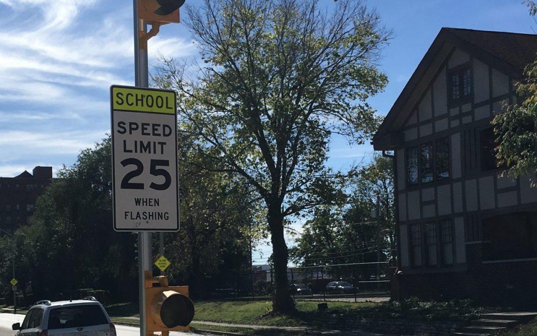 Enhancing safety in Indianapolis school zones