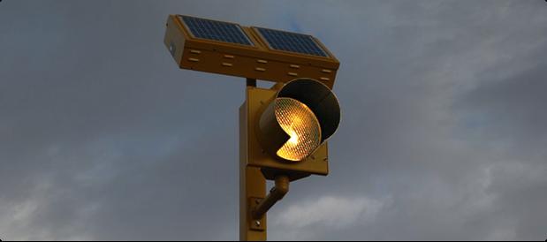Carmanah Flashing Signals Introduced to UAE