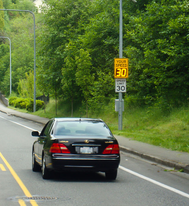SpeedCheck® Radar Signs Key to Slowing Cars in Suburban Boston-Area School Zones