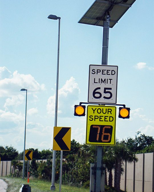 "Speedcheck Radar Speed Signs Receive Approved Vendor Status by ""Top Three"" States"