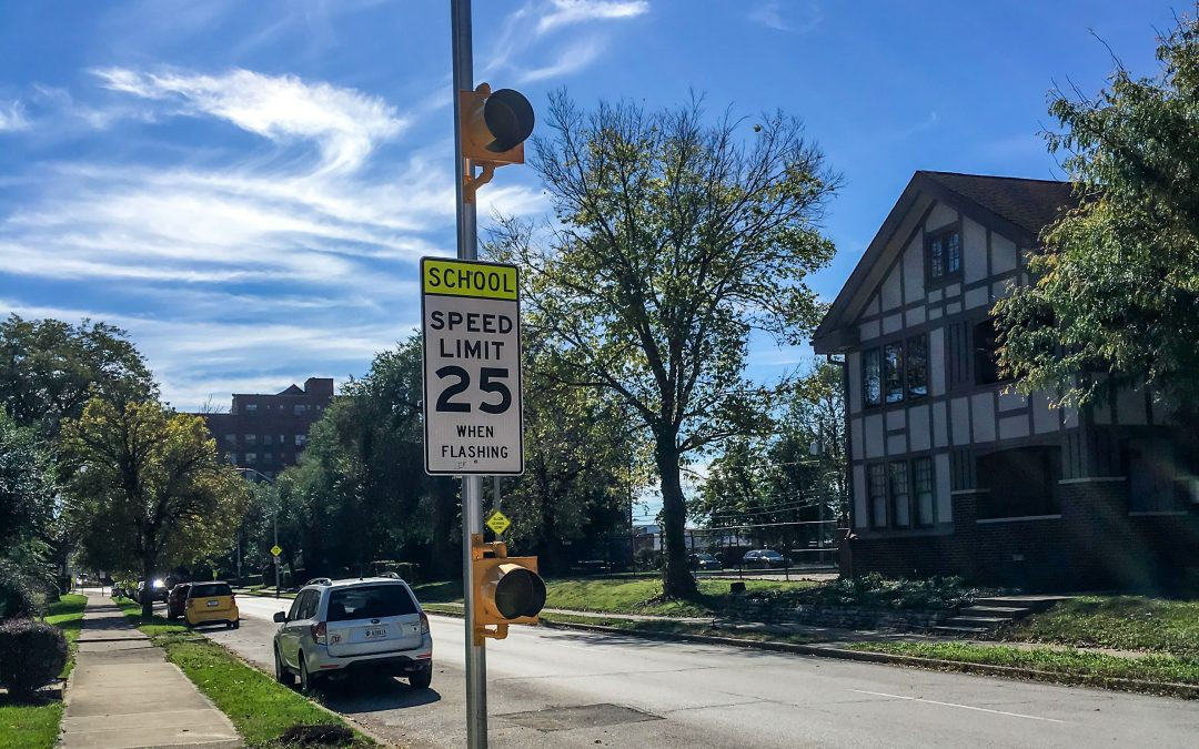 School Zone Safety Video Part 1: Flashing beacons and LED Enhanced Signs