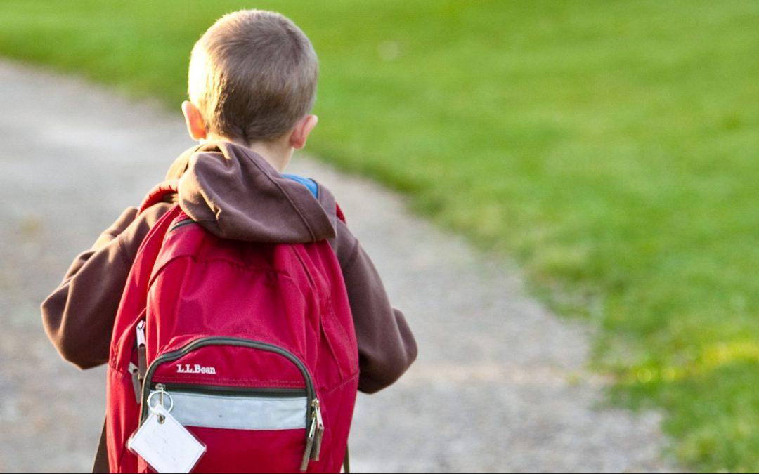 Can children walk around your town?