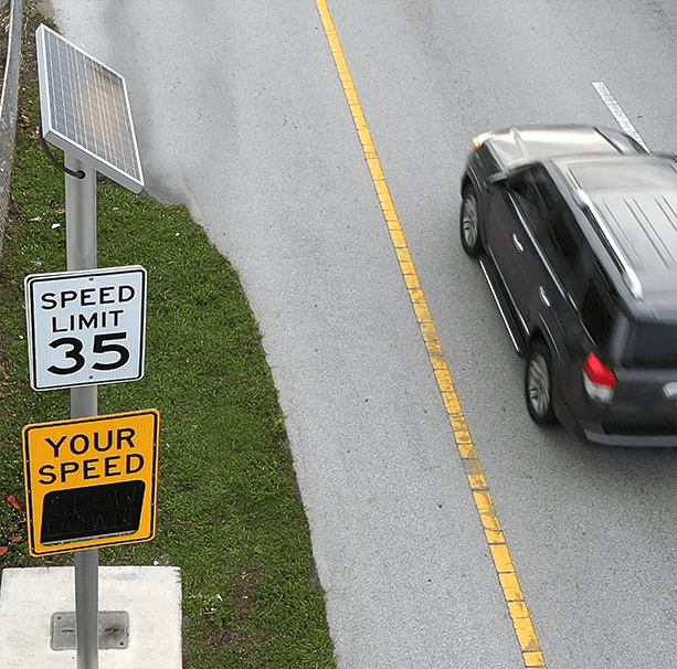 FHWA MUTCD Requirements for Radar Speed Signs