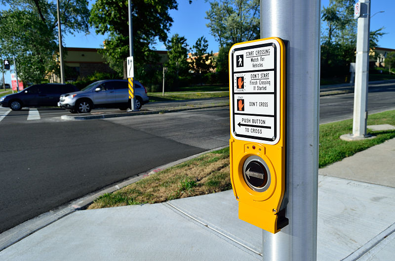 Considerations for ensuring accessible, ADA-compliant crosswalks