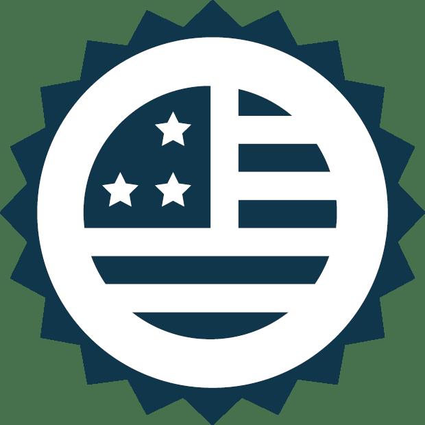 buy america compliant icon