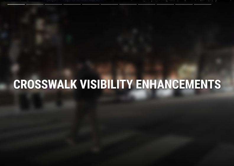 fhwa crosswalk visibility enhancements storyboard