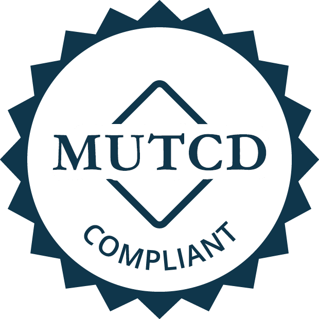 mutcd compliant icon