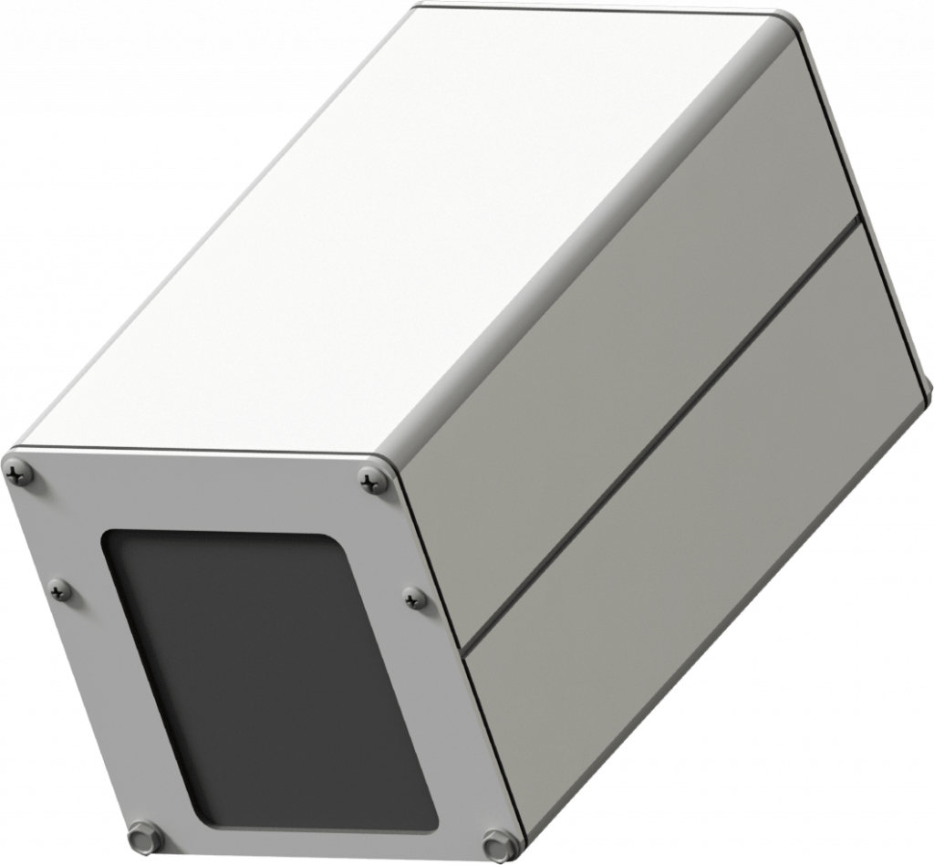 passive microwave pedestrian detector