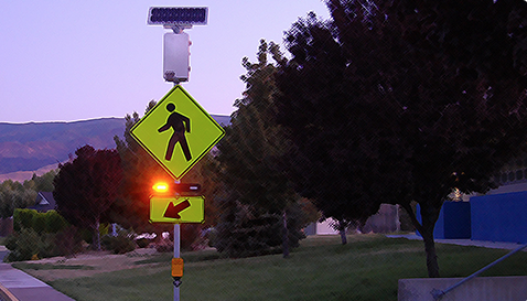 RRFBs One Year After New MUTCD Interim Approval Announcement