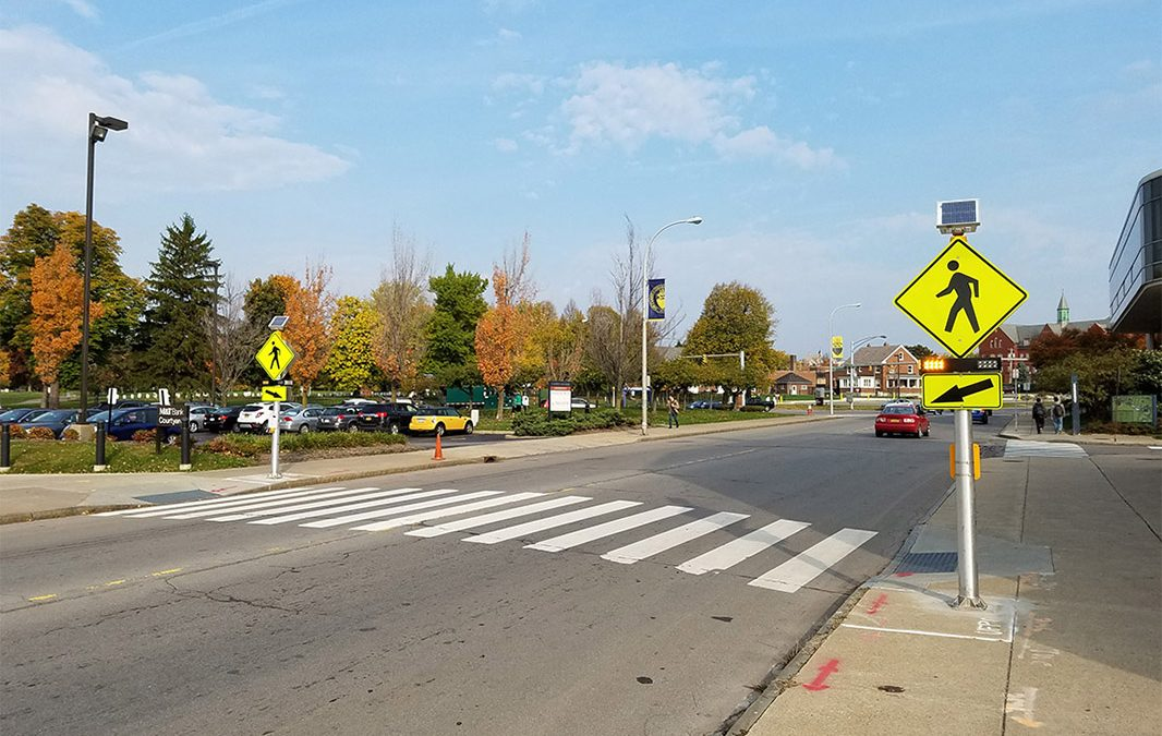 An Overview of the Most Effective Crosswalk Treatments