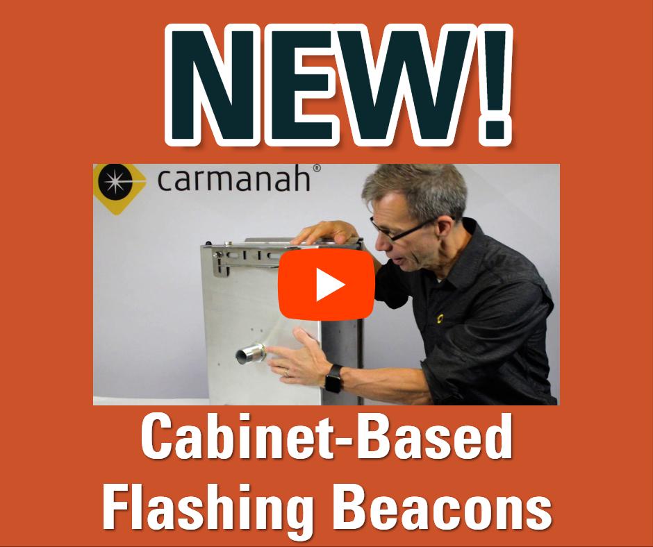 New cabinet-based flashing beacons