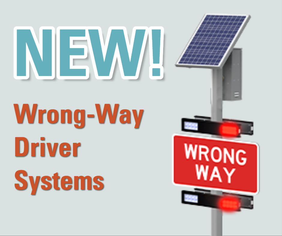 New wrong-way driver systems