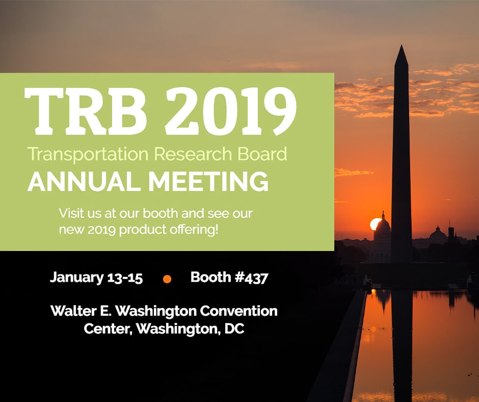carmanah attends 2019 transportation research board annual conference and exhibition