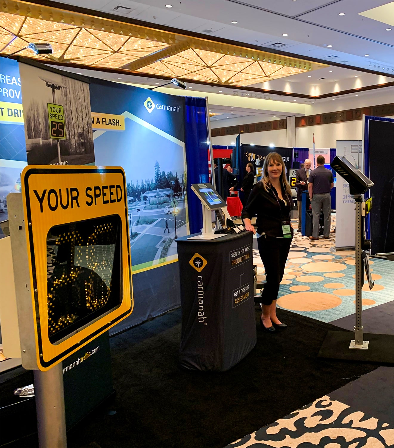 carmanah traffic exhibits at the 2019 ite international annual meeting