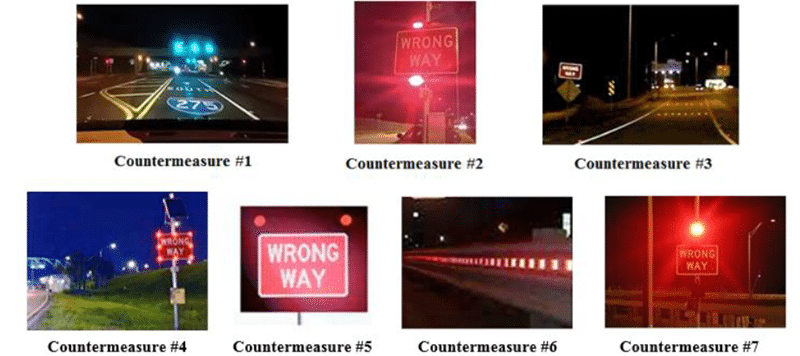 countermeasures tested by FDOT