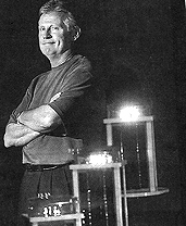 Art Aylesworth, CEO of Carmanah Technologies