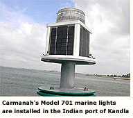 Carmanah Model 701 Solar Marine Light