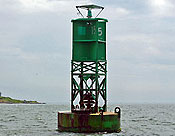 "Buoys often mark areas where<br /> lighthouses would not be feasible."" border=""0″ /></td> </tr> <tr> <td align="