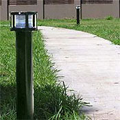 Orion's bollards have virtually no maintenance and no running costs.
