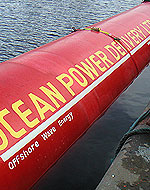Pelamis Wave Energy Converter