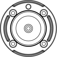 standard push button configuration